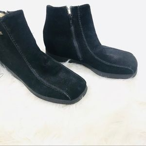 Rieker TFX Fleece Lined Ankle Boots Excellent condition